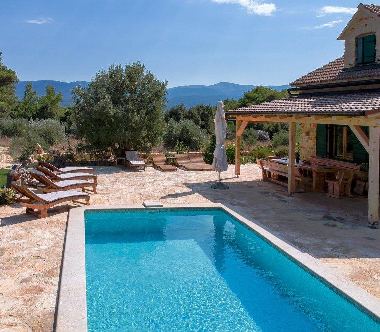 Alcyone Apartments: Villas Hvar